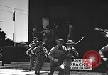 Image of U.S. marines in defensive exercises Pearl Harbor Hawaii USA, 1941, second 17 stock footage video 65675061836