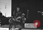 Image of U.S. marines in defensive exercises Pearl Harbor Hawaii USA, 1941, second 24 stock footage video 65675061836