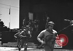 Image of U.S. marines in defensive exercises Pearl Harbor Hawaii USA, 1941, second 25 stock footage video 65675061836