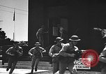 Image of U.S. marines in defensive exercises Pearl Harbor Hawaii USA, 1941, second 28 stock footage video 65675061836