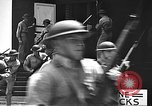Image of U.S. marines in defensive exercises Pearl Harbor Hawaii USA, 1941, second 37 stock footage video 65675061836