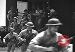 Image of U.S. marines in defensive exercises Pearl Harbor Hawaii USA, 1941, second 39 stock footage video 65675061836