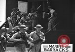 Image of U.S. marines in defensive exercises Pearl Harbor Hawaii USA, 1941, second 43 stock footage video 65675061836