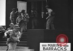 Image of U.S. marines in defensive exercises Pearl Harbor Hawaii USA, 1941, second 47 stock footage video 65675061836