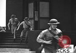 Image of U.S. marines in defensive exercises Pearl Harbor Hawaii USA, 1941, second 55 stock footage video 65675061836