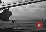 Image of U.S. military aircraft on Ford Island Pearl Harbor Hawaii USA, 1942, second 61 stock footage video 65675061838