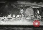 Image of Pearl Harbor attack from Japanese perspective Pearl Harbor Hawaii USA, 1941, second 28 stock footage video 65675061872