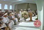 Image of Arizona Memorial Honolulu Hawaii USA, 1962, second 13 stock footage video 65675061877