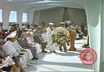 Image of Arizona Memorial Honolulu Hawaii USA, 1962, second 14 stock footage video 65675061877