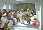 Image of Arizona Memorial Honolulu Hawaii USA, 1962, second 16 stock footage video 65675061877