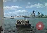Image of Arizona Memorial Honolulu Hawaii USA, 1962, second 26 stock footage video 65675061877