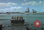 Image of Arizona Memorial Honolulu Hawaii USA, 1962, second 35 stock footage video 65675061877