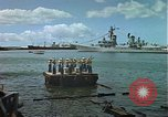 Image of Arizona Memorial Honolulu Hawaii USA, 1962, second 37 stock footage video 65675061877