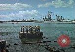 Image of Arizona Memorial Honolulu Hawaii USA, 1962, second 39 stock footage video 65675061877