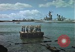 Image of Arizona Memorial Honolulu Hawaii USA, 1962, second 40 stock footage video 65675061877