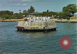 Image of Arizona Memorial Honolulu Hawaii USA, 1962, second 44 stock footage video 65675061877