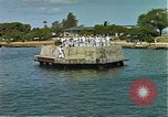 Image of Arizona Memorial Honolulu Hawaii USA, 1962, second 45 stock footage video 65675061877