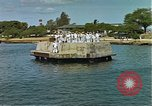 Image of Arizona Memorial Honolulu Hawaii USA, 1962, second 46 stock footage video 65675061877