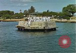 Image of Arizona Memorial Honolulu Hawaii USA, 1962, second 48 stock footage video 65675061877