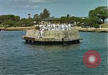 Image of Arizona Memorial Honolulu Hawaii USA, 1962, second 49 stock footage video 65675061877