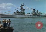 Image of Arizona Memorial Honolulu Hawaii USA, 1962, second 53 stock footage video 65675061877