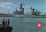 Image of Arizona Memorial Honolulu Hawaii USA, 1962, second 57 stock footage video 65675061877