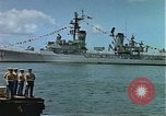 Image of Arizona Memorial Honolulu Hawaii USA, 1962, second 59 stock footage video 65675061877