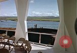 Image of USS Arizona memorial Honolulu Hawaii USA, 1962, second 59 stock footage video 65675061879