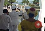 Image of USS Arizona Memorial Honolulu Hawaii USA, 1962, second 26 stock footage video 65675061880