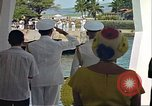 Image of USS Arizona Memorial Honolulu Hawaii USA, 1962, second 27 stock footage video 65675061880