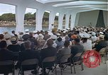Image of USS Arizona Memorial Honolulu Hawaii USA, 1962, second 43 stock footage video 65675061880