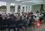 Image of USS Arizona Memorial Honolulu Hawaii USA, 1962, second 49 stock footage video 65675061880