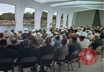 Image of USS Arizona Memorial Honolulu Hawaii USA, 1962, second 54 stock footage video 65675061880