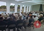 Image of USS Arizona Memorial Honolulu Hawaii USA, 1962, second 55 stock footage video 65675061880