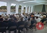 Image of USS Arizona Memorial Honolulu Hawaii USA, 1962, second 56 stock footage video 65675061880