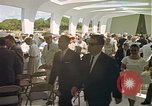 Image of USS Arizona Memorial Honolulu Hawaii USA, 1962, second 60 stock footage video 65675061880