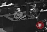 Image of war crimes trial Tokyo Japan, 1948, second 13 stock footage video 65675061885