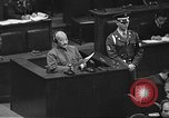 Image of war crimes trial Tokyo Japan, 1948, second 52 stock footage video 65675061885