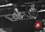 Image of war crimes trial Tokyo Japan, 1948, second 53 stock footage video 65675061885