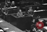 Image of war crimes trial Tokyo Japan, 1948, second 54 stock footage video 65675061885