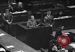 Image of war crimes trial Tokyo Japan, 1948, second 56 stock footage video 65675061885