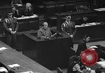 Image of war crimes trial Tokyo Japan, 1948, second 57 stock footage video 65675061885