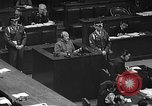 Image of war crimes trial Tokyo Japan, 1948, second 59 stock footage video 65675061885