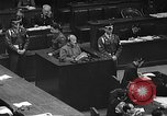 Image of war crimes trial Tokyo Japan, 1948, second 60 stock footage video 65675061885