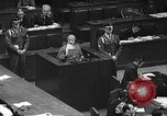 Image of war crimes trial Tokyo Japan, 1948, second 62 stock footage video 65675061885