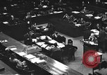 Image of war crimes trial Tokyo Japan, 1947, second 30 stock footage video 65675061886