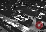 Image of war crimes trial Tokyo Japan, 1947, second 31 stock footage video 65675061886