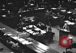 Image of war crimes trial Tokyo Japan, 1947, second 32 stock footage video 65675061886