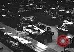Image of war crimes trial Tokyo Japan, 1947, second 50 stock footage video 65675061886
