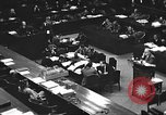 Image of war crimes trial Tokyo Japan, 1947, second 29 stock footage video 65675061887